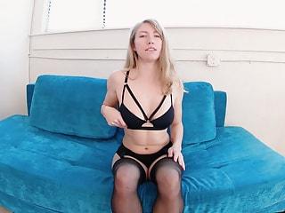 Veronica's Super Sensual Strip Tease