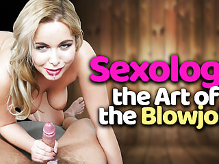 Sexology, The Art Of The Blowjob starring Nikky Dream