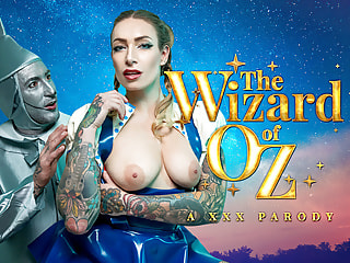 The Wizard of Oz A XXX Parody