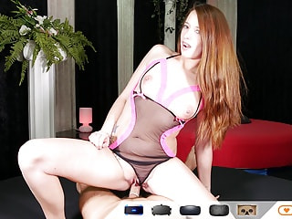 Sexy brunette get fucked