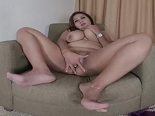 Tour Malaysia TISHA - big natural tits for you...