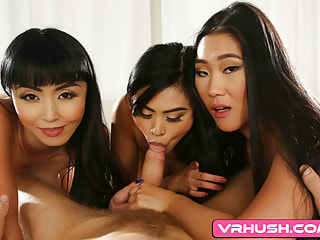 Three Sluts at Your Bachelor Party Want to Fuck