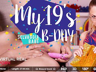 My 19's B-Day