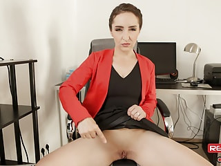 The Pussy Of The Manager POV
